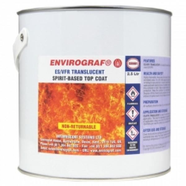 Envirograf ES/VFR Translucent Top Coat