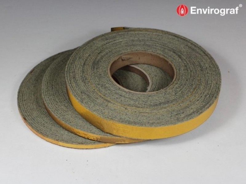 Envirograf Intumescent Glazing Strips