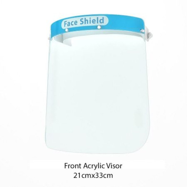 Face Shield – Protective Visor