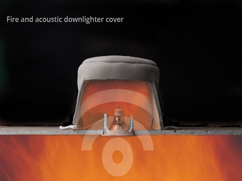 Fire & Acoustic Down Light Covers