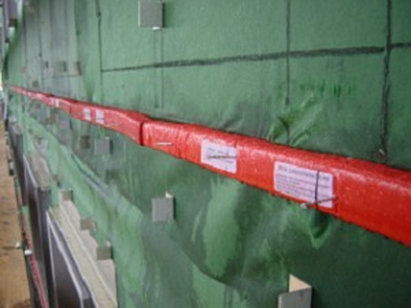 Astroflame Fire Rated Cladding Seals
