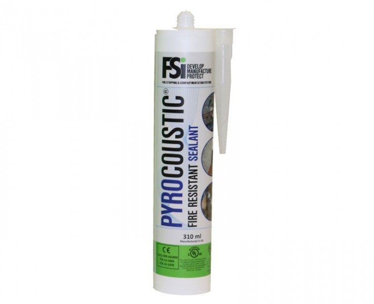 Pyrocoustic Intumescent SPEARS Approved 310ml