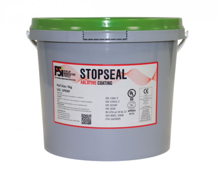 FSI Stopseal Ablative Spray Grade Coating