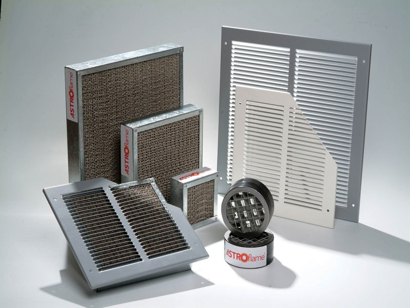 Astroflame Intumescent Fire Grilles