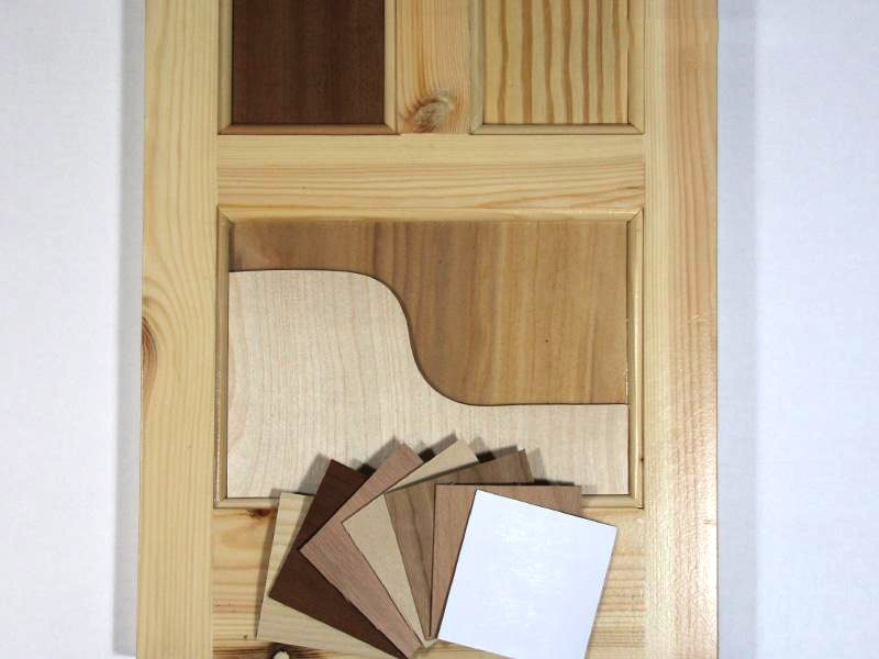 Flat Panelled Door Upgrading Kits