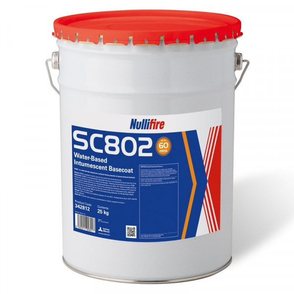 Nullifire SC802 Water-Based Intumescent Basecoat