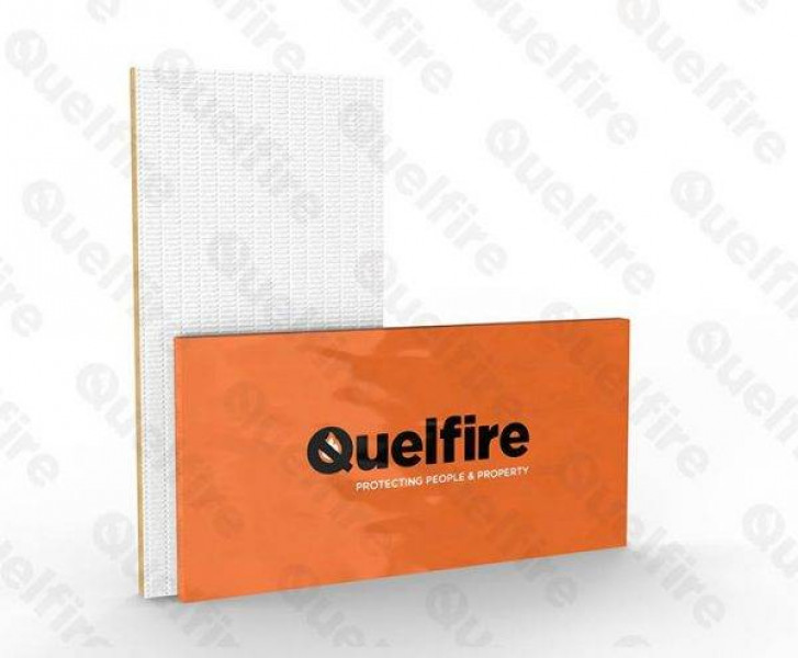 Quelfire QuelStop Ablative Coated Fire Batt