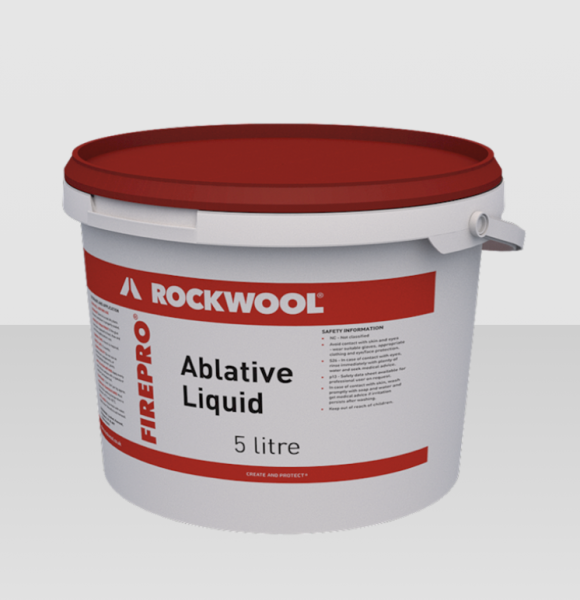RockWool Ablative Coating