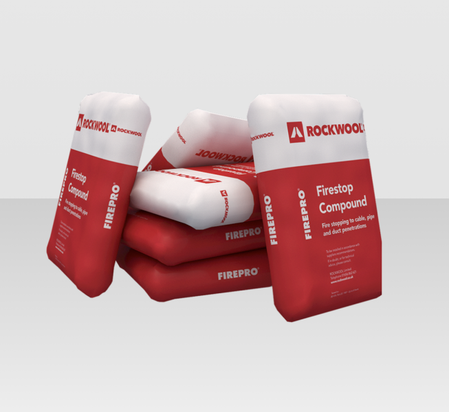 RockWool Firestop Compound