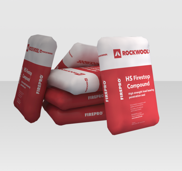 RockWool High Strength Firestop Compound