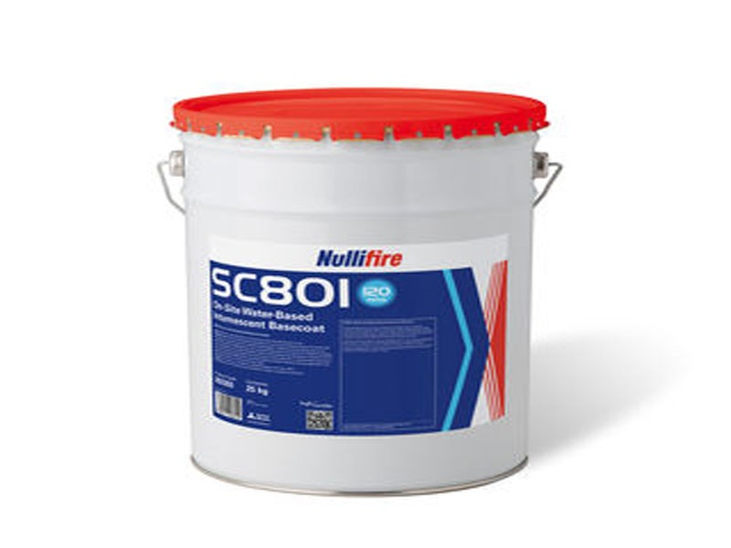 Nullifire SC801 Water-Based Intumescent Basecoat