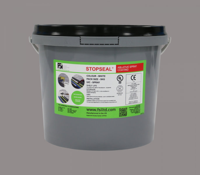 Stopseal Ablative Spray Grade Coating