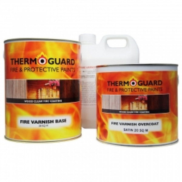 Thermoguard Fire Varnish 30 & 60 Minute System