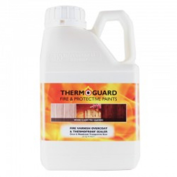 Thermoguard Fire Varnish Overcoat (Interior)