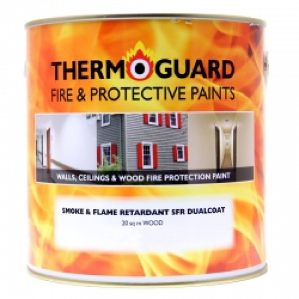 Thermoguard Smoke & Flame Retardant Dualcoat