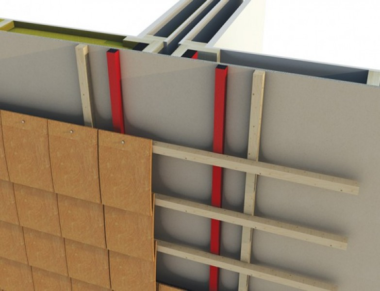 Fire Barrier Panels : Cavity barriers passive fire products